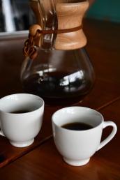 5. Fertiger Kaffee